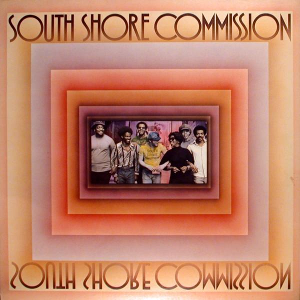 SOUTH SHORE COMMISSION - S/T - LP